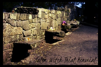 Salem Witch Memorial