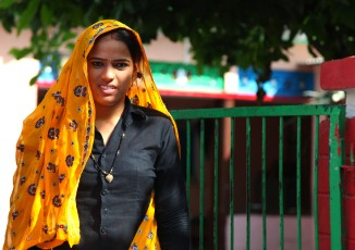 Village Outside of Jaipur