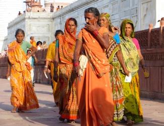 A Visit to the Taj Majal