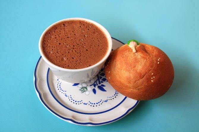 Yummy Hot Chocolate!